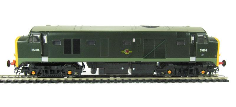 Heljan 2306 class 23 baby deltic diesel for 76 2306 3