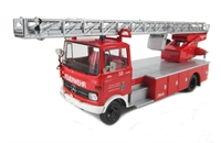 Mercedes Benz LP813 Fire Engine 'City of Villing' with extending ladder