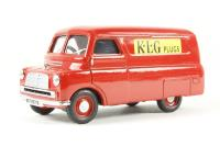 Bedford CA Van - 'KLG Plugs' - Pre-owned - Like new