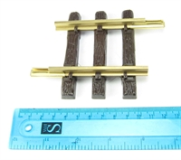 Straight track 82mm long