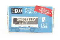 Wondeful Wagon Kit - 'Baddesley' 7 Plank Wagon - Pre-owned - sold as seen - Decal sheet for one side of wagon missing
