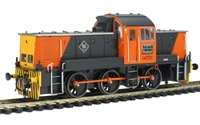 "Class 14 ""Teddy Bear"" 14701 Loadhaul Livery. Limited Edition of 200 with certificate."