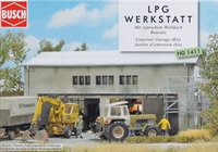 Workshop For Farm HO scale