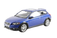 Volvo C30 Metallic Blue