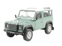 Land Rover Defender Grey/Green