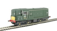 Class 15 D8233 in BR Green with small yellow panels as preserved. Limited edition of 1000