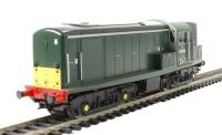 D8234 in green with small yellow panels; gloss finish as Liverpool St. pilot