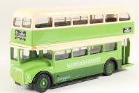 """AEC Routemaster - """"Mansfield & District"""" - Pre-owned - Like new"""