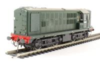 Class 16 North British diesel D8400 BR green with grey roof. Ltd Ed of 750 pcs