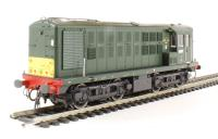 Class 16 North British diesel D8401 BR green with small yellow warning panels. Ltd Ed of 750 (general release).