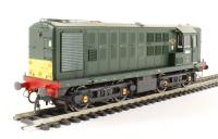 Class 16 North British diesel D8404 BR green with Stratford-style yellow warning panels. Ltd Ed of 750 (general release
