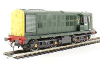 Class 16 North British diesel D8407 BR green wtih full yellow ends. Ltd Ed of 750 (general release)