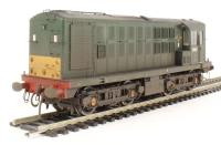 Class 16 North British diesel D8405 BR green with small yellow warning panels. Weathered. Ltd Ed of 750 (general release)