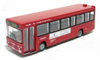 "Plaxton Pointer Dennis Dart s/deck bus ""First Southampton"""