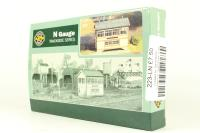 GWR wooden signal box - Pre-owned - Like new