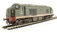 Class 23 Baby Deltic D5909 green with headcode discs and no frost grilles - weathered