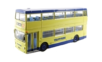 "DMS type Daimler Fleetline 1 door d/deck bus ""Bournemouth Yellow Buses"""