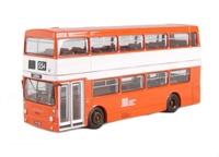 """Daimler DMS 1 door """"G.M.P.T.E Lancashire Utd"""" (2320 AN - MLK 588L)"""