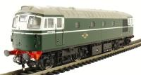 Class 26/0 diesel D5300 in BR green early version, semi gloss