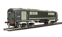 Class 28 Co-Bo Diesel D5700 Full BR Green - with modified windows.