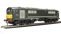 Class 28 Co-Bo Diesel D5705 BR Green with Small Yellow Panels (as preserved).