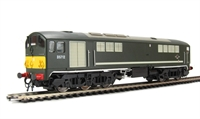 Class 28 Co-Bo Diesel D5712 BR Green with Small Yellow Panels