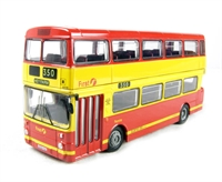 "GM Standard Leyland Atlantean d/deck bus ""First Pennine"""