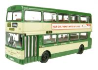"GM Atlantean d/deck bus ""North Birmingham Busways"""