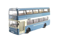 "GM Standard Daimler Fleetline d/deck bus ""Birkenhead & District"""