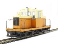 Whitcomb 50 Ton Diesel Painted Orange & Cream (DCC On Board)