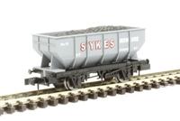 "21 Ton hopper wagon ""Sykes"" (ex-NB106)"