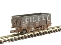 "20 Ton steel mineral wagon ""Cilely"" - weathered"