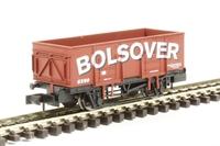 "20 Ton steel mineral wagon ""Bolsover"" (ex-NB108)"