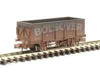 "20 Ton steel mineral wagon ""Bolsover"" - weathered"