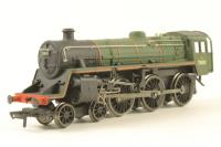 Standard Class 4MT 4-6-0 75001 in BR green livery with late crest (Ltd Edition) split from 60th Anniversary of Kader box set in Bachmann box - Pre-owned -  barely runs, expanded chassis - missing tender - replacement box
