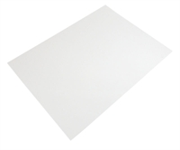 White Plasticard - A4 Sheet 30/1000""