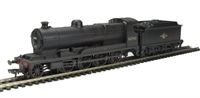 Class O4 2-8-0 Robinson ROD 63743 (shed 9G) in BR black with late crest - weathered. Ltd Edition of 512