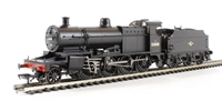Class 7F 2-8-0 S&DJR 53808 in BR black with late crest & Deeley tender