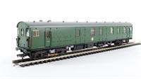 Class 419 Motor Luggage Van (MLV) in BR Southern Region green