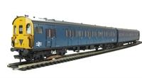 Class 416 2-car EPB EMU in BR blue