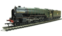 "Class A2 4-6-2 60534 ""Irish Elegance"" in BR lined green with early emblem"