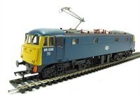 Class 85 (AL5) Bo-Bo Electric 85026 in BR Blue with single pantograph
