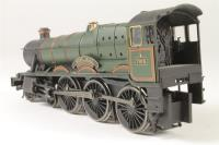 """4-6-0 7915 BR Lined Green """"Mere Hall"""" - Pre-owned - sold as seen - loose body, poor runner"""