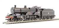 Class 1000 Midland Compound 4-4-0 40934 in BR lined black with early emblem. DCC On Board