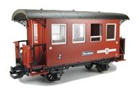 Zillertalbahn Passenger Coach B27