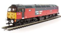 Class 47/7 47745 'Royal London Society For The Blind' in RES red & grey