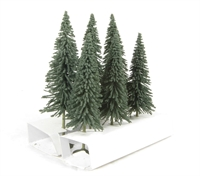 """5"""" - 6"""" Pine Trees - Pack Of 6"""