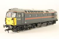 Class 33/1 diesel 33108 in Fragonset livery - Pre-owned - Like new