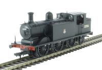 Class E4 Brighton tank 0-6-2 32556 in BR black with early emblem