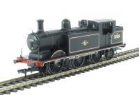 Class E4 Brighton tank 0-6-2 32500 in BR black with late crest